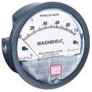 Дифференциальные манометры - тягонапоромеры Magnehelic ® серии 2000( Магнехелик ) фото