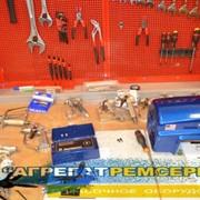 Ремонт окрасочного оборудования высокого давления фото