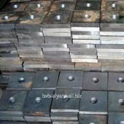 Производство анкерных плит фото