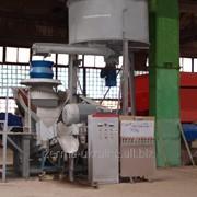 Б/у Линия для производства топливных брикетов фото