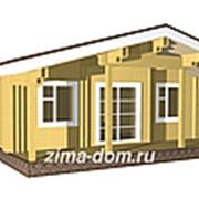 Энергоэффективный дом Шале 85 фото