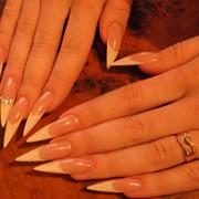 Моделирование ногтей, повышение квалификации. фото