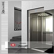 Лифт пассажирский электрический, исполнение «Стандарт», грузоподъемностью 1000 кг на 9 остановок. фото