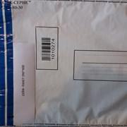 Сейф пакеты номерные фото