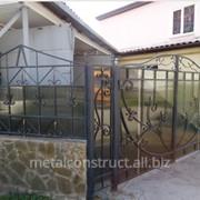 Ворота угловые №30 фото