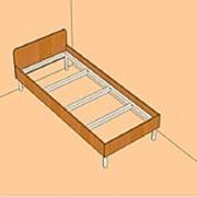 Двуспальная кровать на Металлокаркасе 1,9*1,4 фото