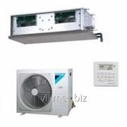Высоконапорные кондиционеры канального типа Daikin FDMQN71CXV/RQ71CXV фото
