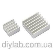 Алюмінієві радіатори охолодження для Raspberry Pi B+ фото