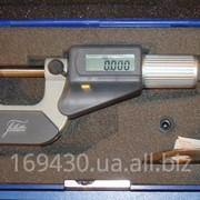 Микрометры с цифровой индикацией пыле-влагозащищенные фото