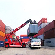 Складское хранение, перевалка и дистрибуция (наземные, сухопутные терминалы) фото