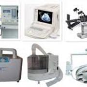 Обслуживание медицинского оборудования. фото