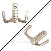 Крючок мебельный Miradel Бабочка точка 6054С золото №760930 фото