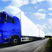 Servicii auto pentru transportarea marfurilor фото