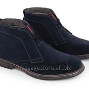 Зимние замшевые мужские ботинки Maxus 600 фото