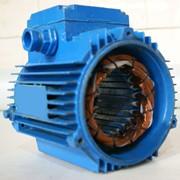 Ремонт промышленных электродвигателей фото