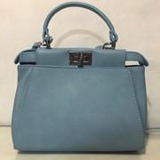 Женская маленькая сумочка Fendi с глазками фото