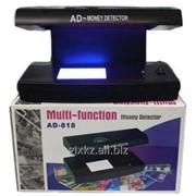 Детектор валют AD-818 Multi-function фото