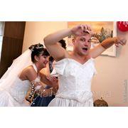 Выкуп невесты. свадьба в Запорожье фото