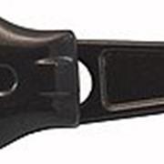 Бегунок ползунок обувный №7 цвет коричневый фото