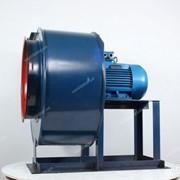 Центробежный вентилятор среднего давления ВЦ 14-46 №5 с эл.двигателем АИР 132 S6 5,5 кВт 1000 об./мин, исполнение №1 фото