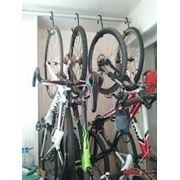 Велосипеды, сезонное хранение. фото