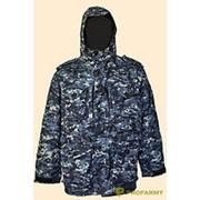 Куртка Смок-3 (Барс оригинал) синяя цифра фото