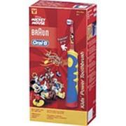 Зубная щетка электрическая ORAL-B Mickey D10.513 детская фото