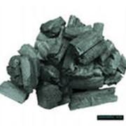 Древесный берёзовый уголь, брикеты, мангалы, веники. фото