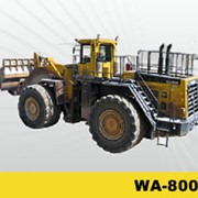 Погрузчик WA-800-3 фото