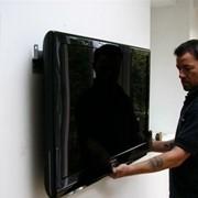 Установка (монтаж, навеска) кронштейна для телевизора (ЖК , LED, LCD, плазменного) фото