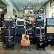 Оборудование гитарное фото