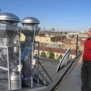 Проектирование и установка дымоходов фото