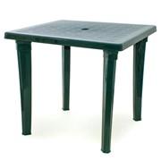 Пластиковый стол квадратный Пинто-1 фото