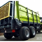 Разбрасыватель удобрения Metal-Fach N267 грузовой ёмкостью 8 т фото