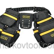 Пояс монтажника, 21 карман TOPEX 79R402 фото