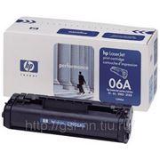 Картридж hp C3906A для hp LJ 3100/ 3150/ 5L/ 6L фото