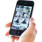 Видеонаблюдение через интернет фото