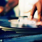 DJ оборудование фото