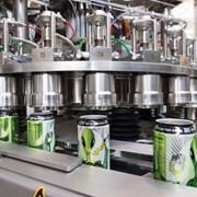 Моноблок для розлива пива в жестяную банку фото