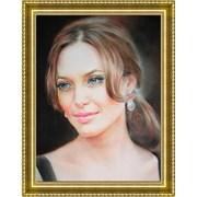 Портрет по фото- оригинальный подарок на 8 марта фото