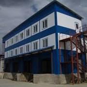 Строительство складов, ангаров, складских и логист фото