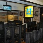 Мебель для ресторанов, пабов, гостиниц по индивидуальным проектам! фото