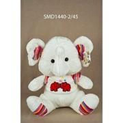 Слон SMD1440-2/45см/1858 (Высота 45 см.) фото