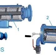Фильтр сетчатый промышленный модель SA-500S фото