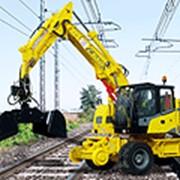 Железнодорожные перегрузчики фото