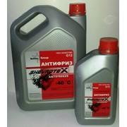 Антифриз Shevrotex G12 карбоксилатный (красный) 1кг и 5 кг фото