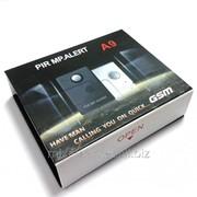 GSM сигнализация A9 PIR MP с микрофоном и датчиком движения фото