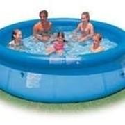 Бассейн надувной Intex 28144 (56930) Easy Set Pool 366*91 см. фото