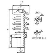 Изолятор проходной неармированный ИПТ-20/1000 Б 01 фото