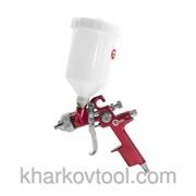 Краскораспылитель пневматический HVLP RED PROF Intertool PT-0104 фото